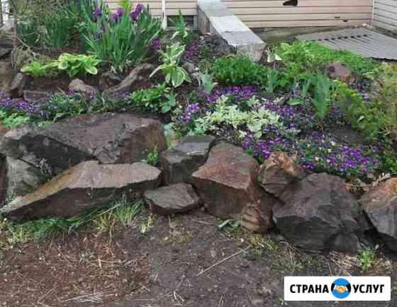 Ландшафтные работы Благоустройство территорий Иркутск