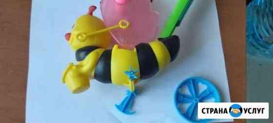 Восстановление любимых детских игрушек Братск