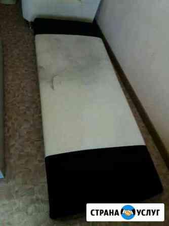 Профессиональная химчистка мягкой мебели и ковров Ноябрьск