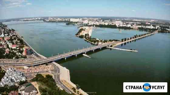 Аэросъемка видео и фото Воронеж