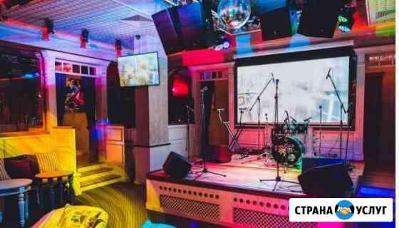 Установка и настройка - свет, звук, видео Москва