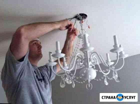 Домашний мастер/ремонт/установка практически всего Санкт-Петербург
