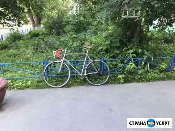 Реставрирую советские велосипеды Омск