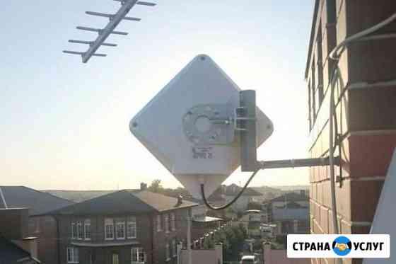 Тв, TV, Интернет 4G, Усиление GSM. Антенный мастер Самара