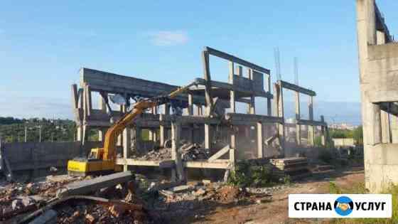 Демонтаж промышленных зданий, заводов Чебоксары