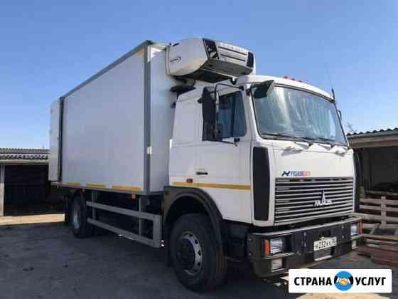 Рефрижератор 10-15 тонн Ахтубинск