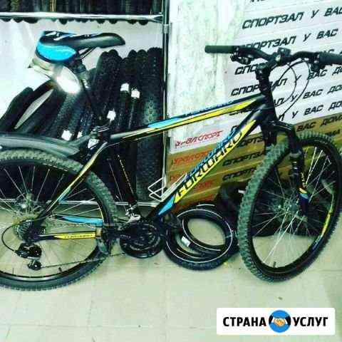 Ремонт велосипедов Челябинск