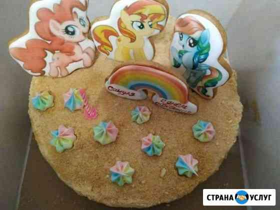 Торт Медовик Уфа