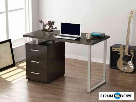 Изготовление мебели на металлокаркасе Пенза