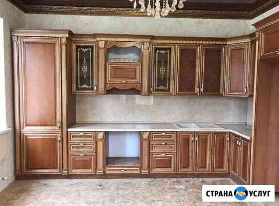 Изготовление мебели на заказ Кизляр