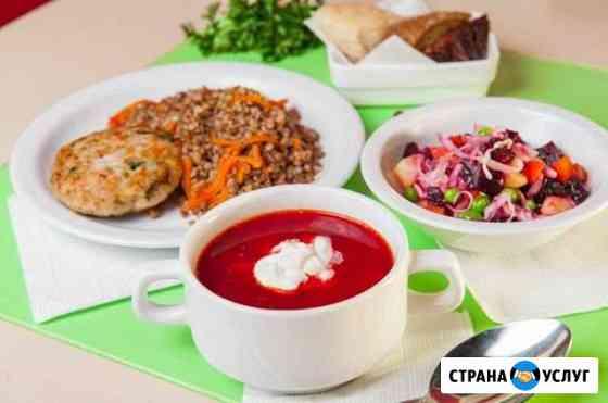 Обеды на доставку Екатеринбург