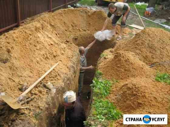 Любые Ремонтно земельные работы Барнаул