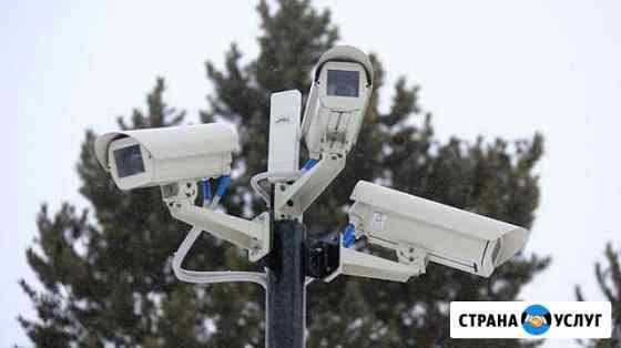 Видеонаблюдение, интеренет, усиление сотовой связи Петрозаводск