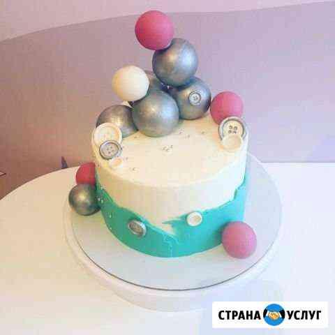 Торт на заказ, зефир, капкейки Томск