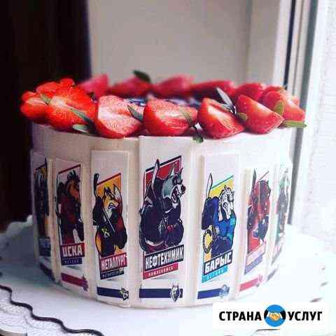 Торты на заказ Нижнекамск