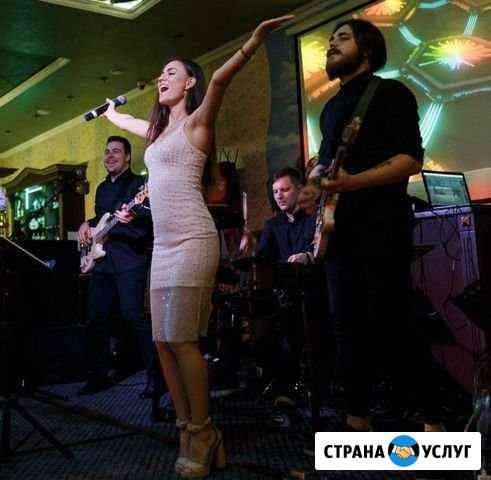 Вокалистка на ваше мероприятие Кемерово