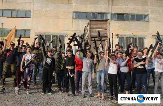 Игры в лазертаг Брянск