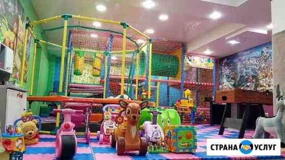 Детский игровой клуб принц Псков