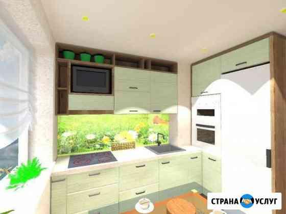 Дизайн интерьера Мурманск