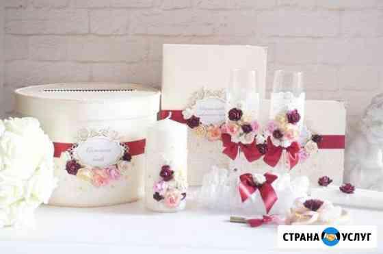 Свадебные аксессуары и декор (Свадьба) Тольятти