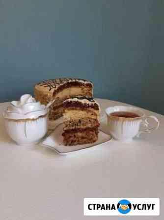 Торты, пироги на заказ Санкт-Петербург