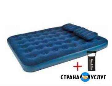 Ремонт надувных матрасов Иркутск