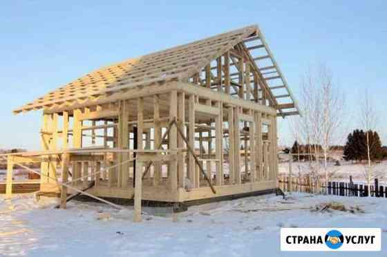Каркасные дома Мурманск