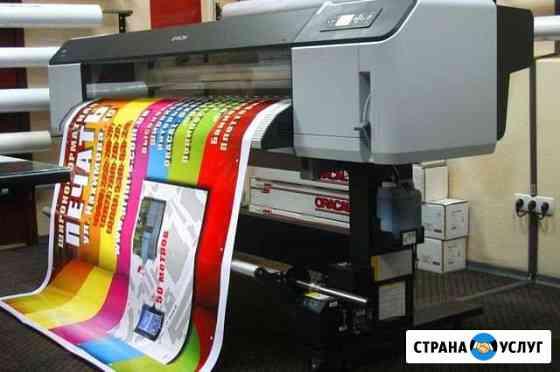 Печать баннеров,визитки, объемные буквы Краснодар
