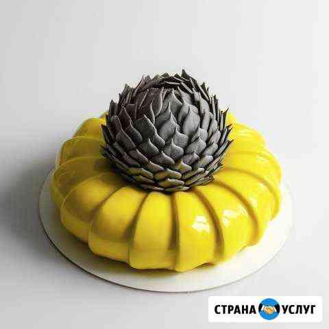Муссовый торт, пирожные, шоколадные конфеты Ростов-на-Дону