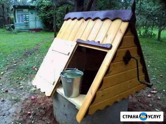 Копка колодцевчистка колодцевремонт углубление с Ульяновск
