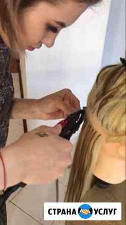 Обучение наращиванию волос Хабаровск
