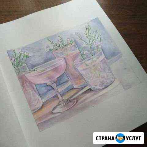 Рисунки на заказ Саратов