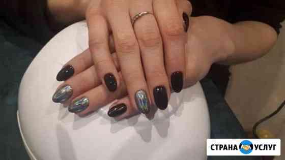 Маникюр и покрытие ногтей гель-лаком Шеллак Боровичи