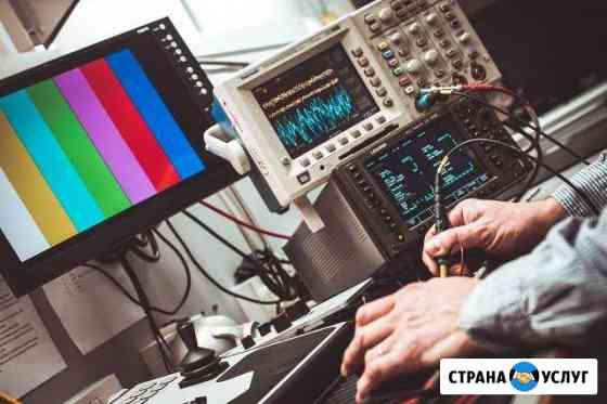 Ремонт телевизоров ЖК и Плазмы,выезд на дом Тула