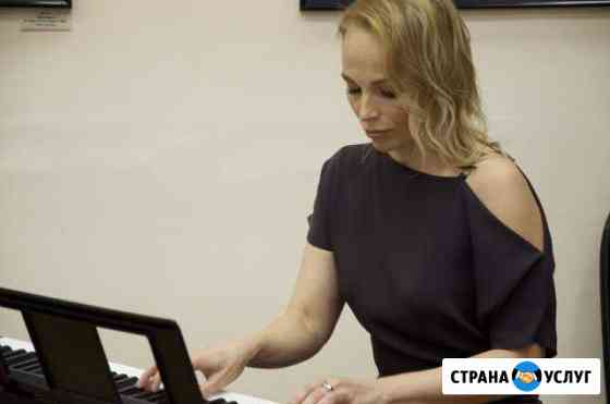 Уроки игры на фортепиано с результатом Тверь