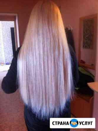 Наращивание волос Томск