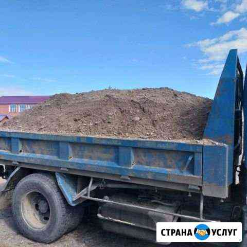 Продам Пгс, Гравий, Песок, Щебень Чита