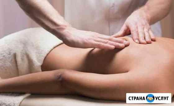 Спортивный массаж Нальчик