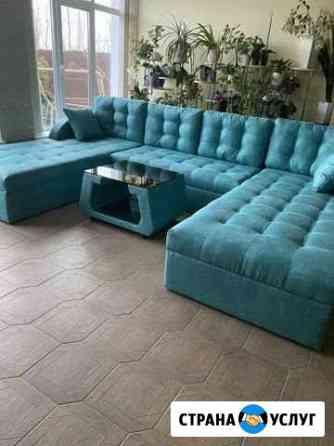 Изготовление мягкой мебели на заказ Орёл
