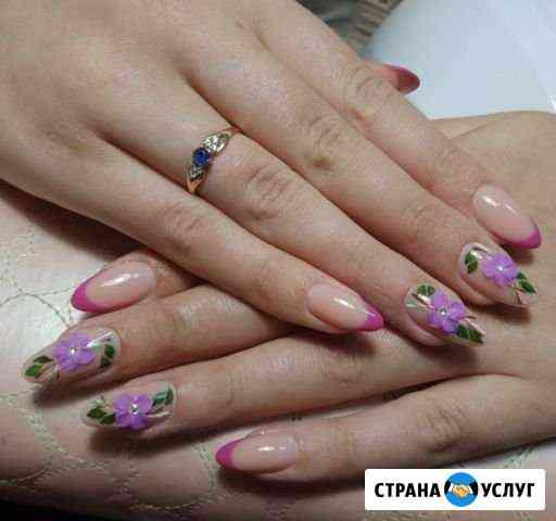 Маникюр, наращивание ногтей Смоленск