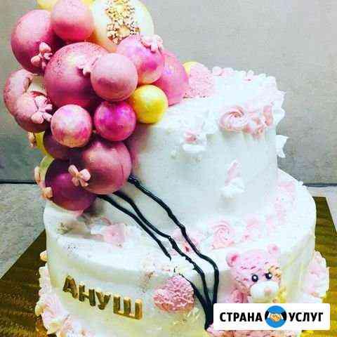Торт на заказ Ачинск