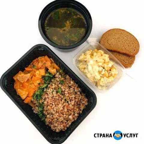 Доставка горячих обедов в офис Воронеж