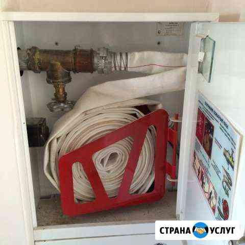 Испытание кранов, гидрантов и перекатка рукавов*** Москва