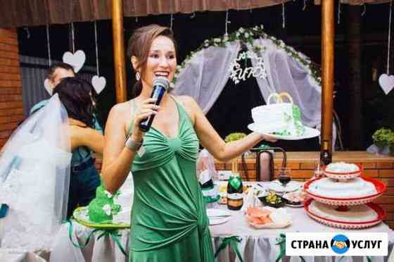 Поющая ведущая тамада на свадьбу, юбилей Ульяновск Ульяновск