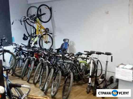 Прокат велосипедов, прокат электросамокатов Екатеринбург