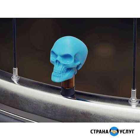 Изготовление деталей на 3D принтере под заказ Ангарск
