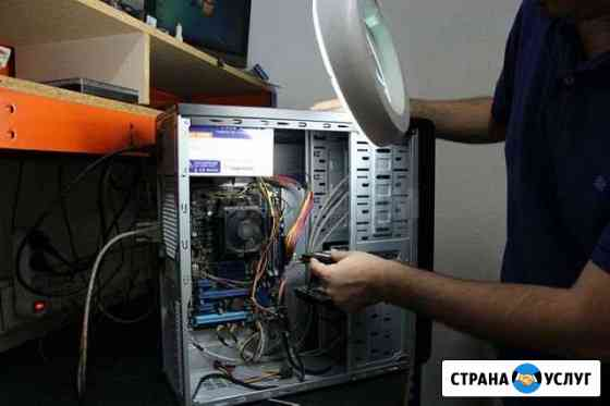 Частный компьютерный мастер Богородицк