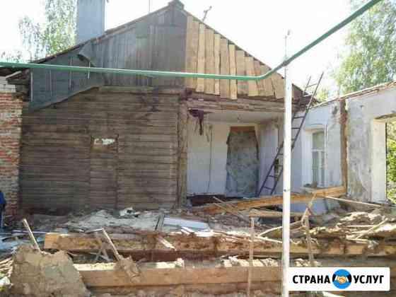 Садово-огородные работы, слом домов, вывоз мусора Иваново