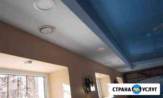Вентиляция частных домов,кафе,ресторанов и произво Грозный