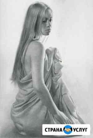 Натурщица для художника Самара